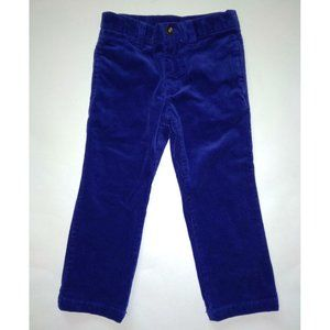 Polo Ralph Lauren Kids Corduroy Pants Jeans Blue 3